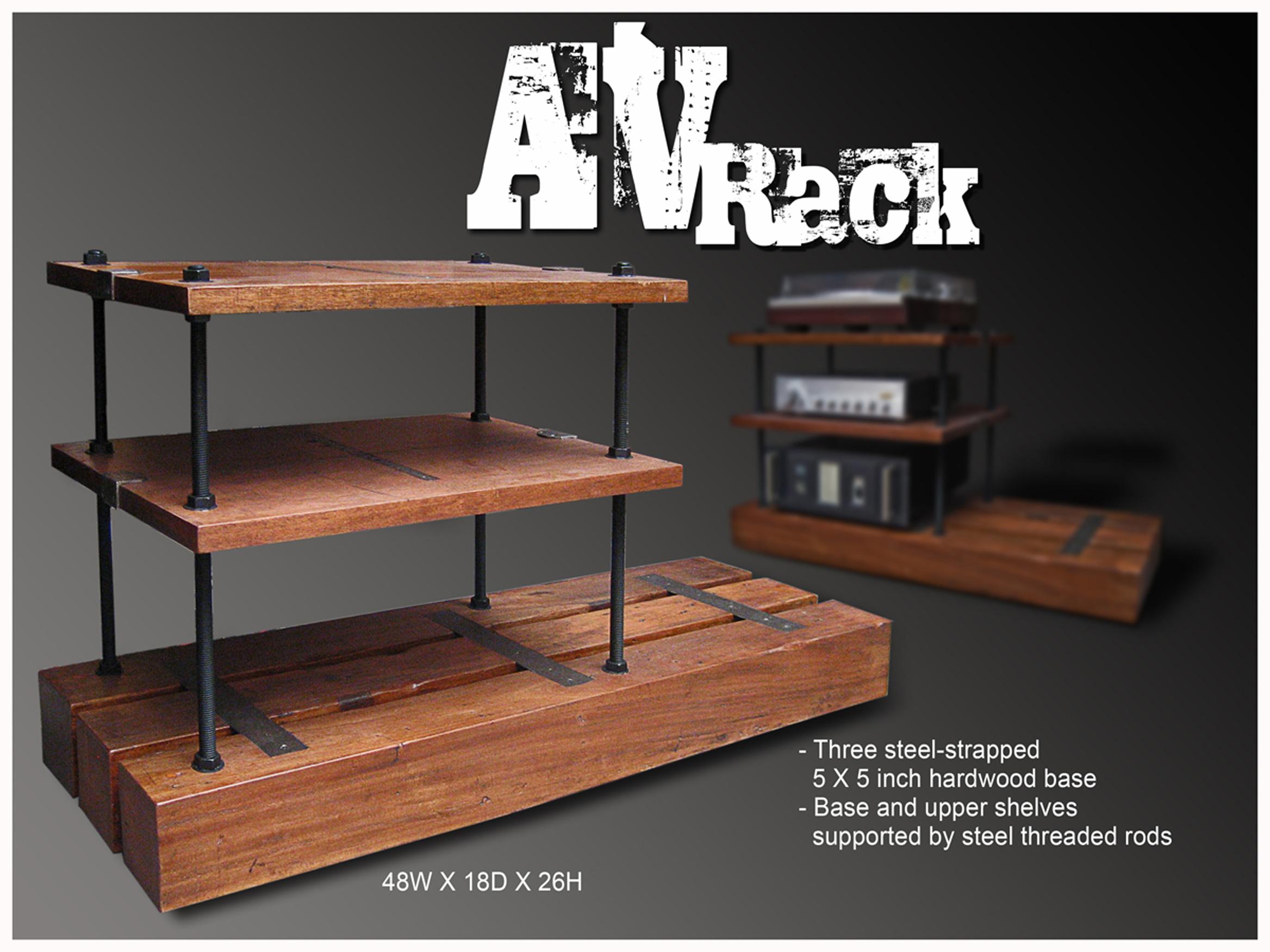 wooden oven rack pulls